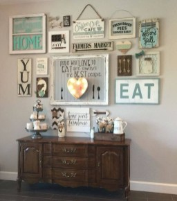 Amazing Farmhouse Wall Decoration Everyone Will Love 03