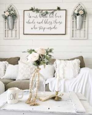 Amazing Farmhouse Wall Decoration Everyone Will Love 16