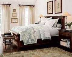 Amazing Master Bedroom Decoration For Fall 06