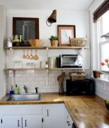 Amazing Modern Farmhouse Kitchen Decoration For Small Space 09