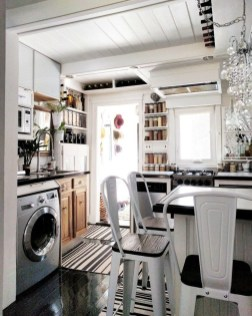 Amazing Modern Farmhouse Kitchen Decoration For Small Space 12