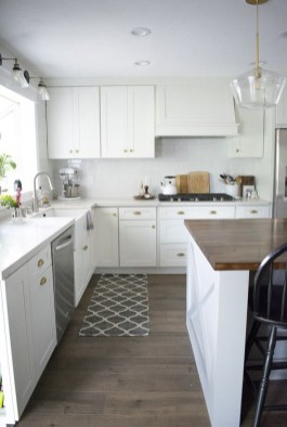 Amazing Modern Farmhouse Kitchen Decoration For Small Space 36