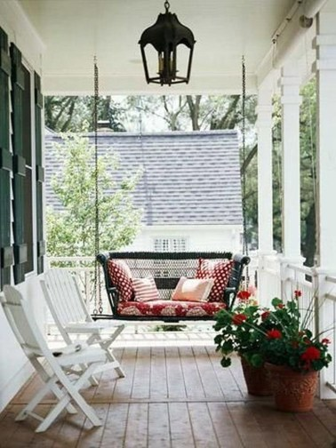 Best Front Porch Decor For Relax Place 12