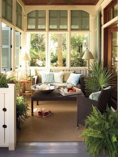Best Front Porch Decor For Relax Place 15