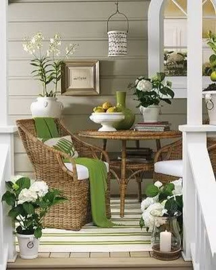Best Front Porch Decor For Relax Place 21