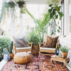 Best Front Porch Decor For Relax Place 22