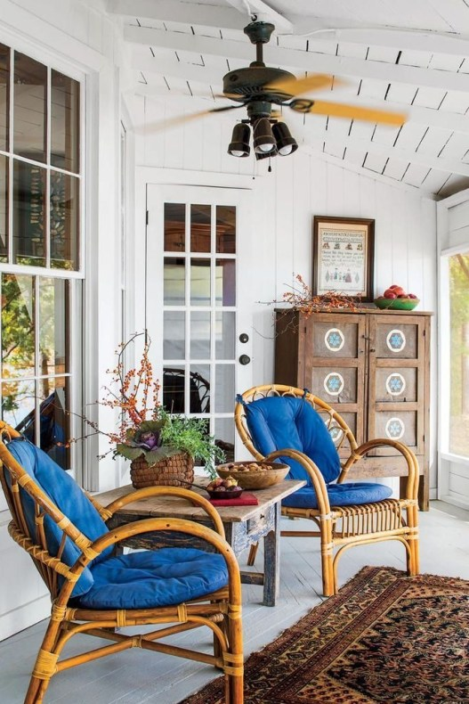 Best Front Porch Decor For Relax Place 35