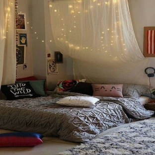 Clever Bedroom Lighting For Big Space 20