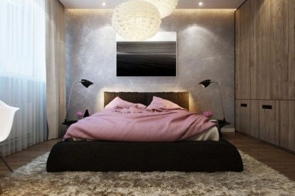 Clever Bedroom Lighting For Big Space 30