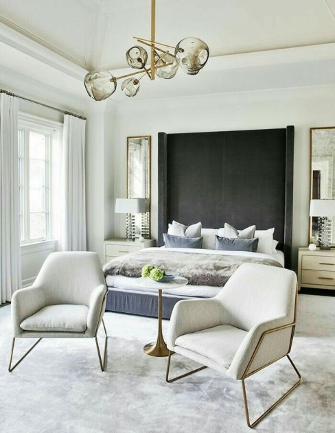 Clever Bedroom Lighting For Big Space 32