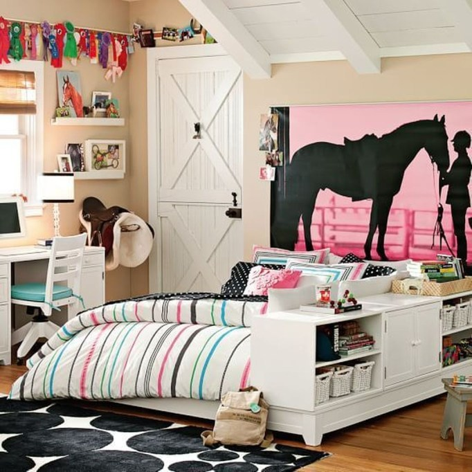 Cute Room Decor For Youthful Girls 04