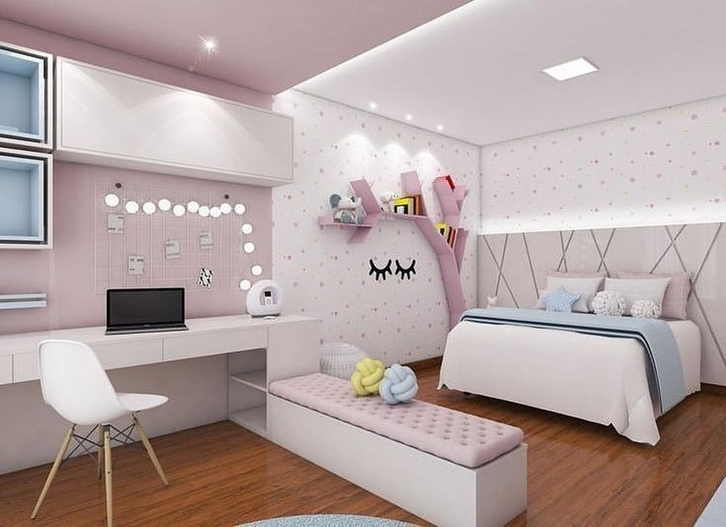 Cute Room Decor For Youthful Girls 33
