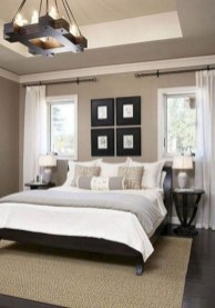 Easy Tips To Decorate Small Master Bedroom With Neutral Color 21