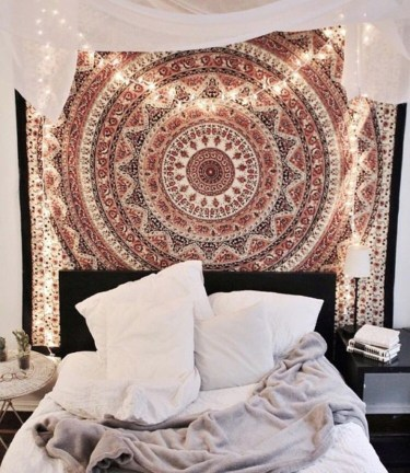 Extraordinary Bohemian Makeover To Maximize Your Room 13