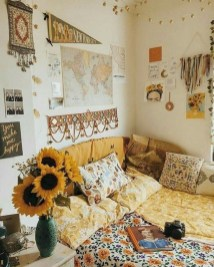 Extraordinary Bohemian Makeover To Maximize Your Room 28