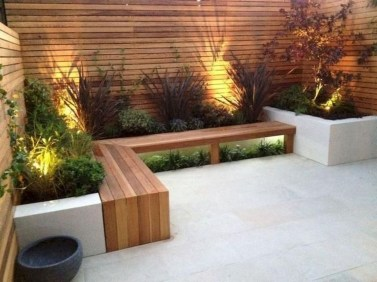 Fabulous Seating Area In The Garden 06