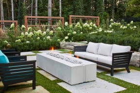 Fabulous Seating Area In The Garden 16