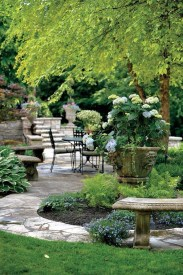Fabulous Seating Area In The Garden 20