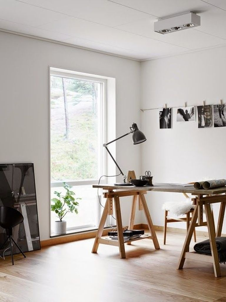 Fabulous Workspace Decor With Modern Style 13
