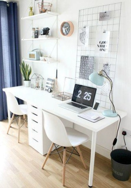 Fabulous Workspace Decor With Modern Style 36