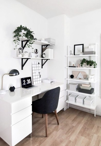 Fabulous Workspace Decor With Modern Style 39