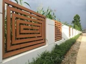 Gorgeous Garden Fences To Beautify Your Backyard 11