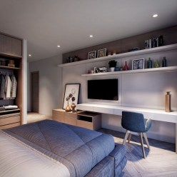 Incredible Modern Bedroom Design For Relax Place 19
