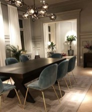Inspiring Dining Room Table Design With Modern Style 12