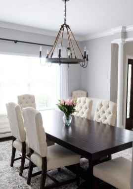 Inspiring Dining Room Table Design With Modern Style 25