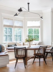 Inspiring Dining Room Table Design With Modern Style 26
