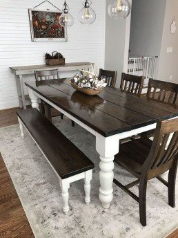 Inspiring Dining Room Table Design With Modern Style 30