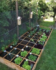 Inspiring Vegetable Garden Design For Your Backyard 08