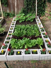 Inspiring Vegetable Garden Design For Your Backyard 37