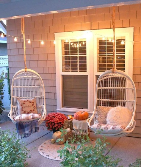 Perfect Front Porch Decoration For Fall 14