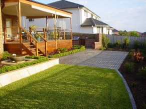 Simple But Beautiful Backyard Landscaping Idea On Budget 11