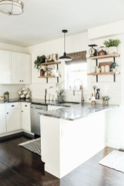 Small Kitchen Decor Idea With Farmhouse Style 10