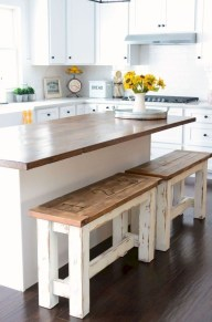 Small Kitchen Decor Idea With Farmhouse Style 16