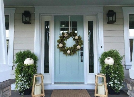 40 Stunning Fall Front Porch Decoration to Inspire Yourself ...