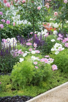 Beautiful Flower Garden Idea You Can Try 28