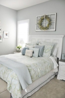 Best Farmhouse Bedroom Decoration You Can Do 09