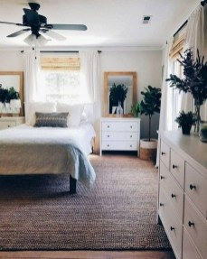 Best Farmhouse Bedroom Decoration You Can Do 12