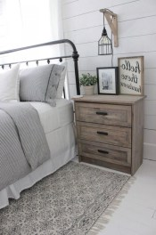 Best Farmhouse Bedroom Decoration You Can Do 19