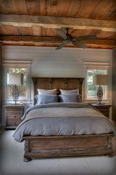 Best Farmhouse Bedroom Decoration You Can Do 22