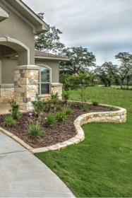 Incredible Edging Garden For Your Front Yard 03