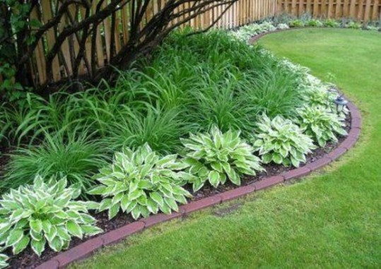 Incredible Edging Garden For Your Front Yard 07