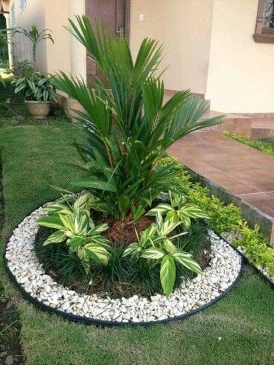 Incredible Edging Garden For Your Front Yard 39