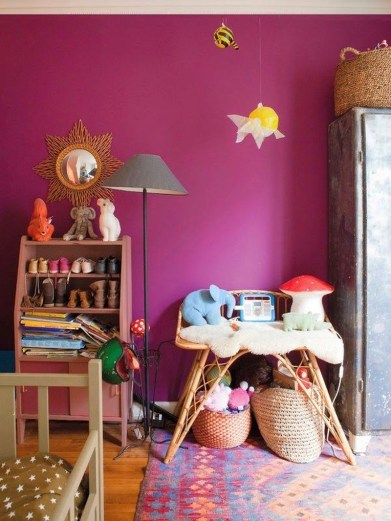 Lovely Small Bedroom Decor With Pink Nuance 21