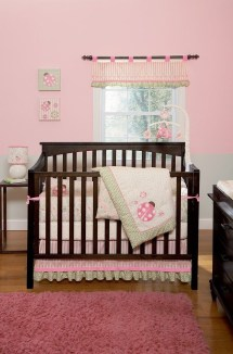 Lovely Small Bedroom Decor With Pink Nuance 27