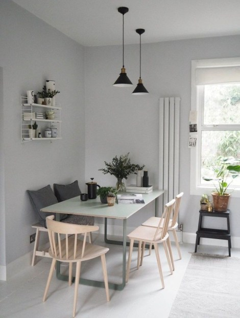 Lovely Small Dining Room Decoration In Your House 22