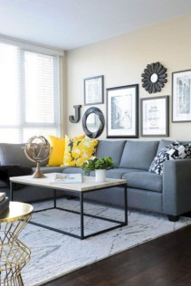 Perfect Small Living Room Design For Your Apartment 21